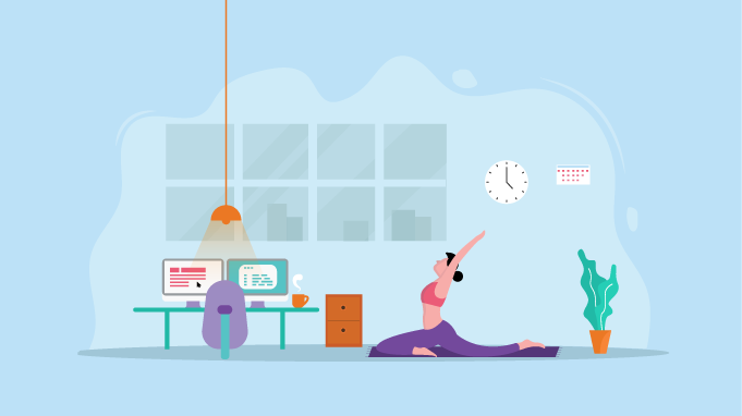 42 Easy Office Exercises You Can Do At Your Desk To Stay Fit