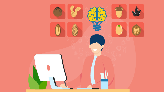 11 Fantastic Brain Food Snacks To Boost Productivity At Work
