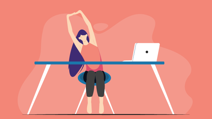7 Office Yoga Poses That Will Help You Relieve Stress And Stay Healthy