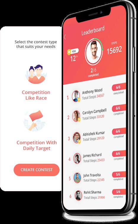 feature-vantagefit-feature rich smartphone application