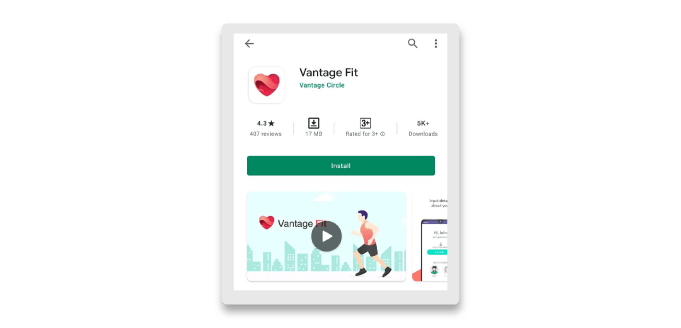 vantage-fit-android-download